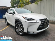 2016 LEXUS NX 2016 Lexus NX200T i Package 3 LED 4 Camera 360 View Pre Crash Power Boot Unregister for sale