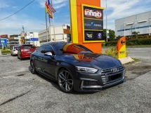 2017 AUDI S5 (New FACELIFT) 3.0 SportBack S.Line. Genuine Mileage, HIGHEST Grade CAR, FREE WARRANTY. RS4 RS6 R8
