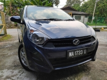 2015 PERODUA AXIA 1.0 G (A) Full Loan Low Interest