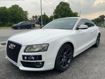 2010 AUDI A5 2.0 TFSI Quattro S Line Coupe MMI FULL SPEC FACELIFT TIPTOP SPORTS