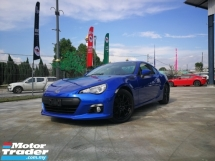 2014 SUBARU BRZ 2.0 GT LOADED