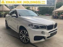 2015 BMW X6 40d 3.0 xDrive40d M Sport 309BHP Unregister SST Inclusive 2.xx interest Rate Up to 9years Power Boot Sunroof Camera 20