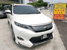 2015 TOYOTA HARRIER 2.0 Premium (A) - One Careful Owner