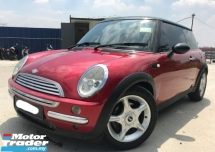 2005 MINI Cooper 1.6 1.6 1 DOCTOR OWNER TIP TOP CAR