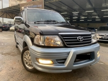 2004 TOYOTA UNSER 1.8 LGX MT= CAR KING= TIP TOP CONDITION= CASH BUYER WELCOME= FOC SERVICE=