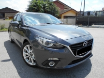 2017 MAZDA 3 2.0 SKYACTIV (A) FREE 1YEAR WARRANTY GOOD CONDITION LOW MLEAGE LIKE NEW ACCIDENT FREE AND 1 CAREFUL OWNER