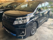 2015 TOYOTA VOXY 2.0 ZX KIRAMEKI EDITION MPV MINI VELLFIRE CHEAPEST SPECIAL COLOR SST INCLUSIVE 2.xx% LOAN UP TO 9YEARS NEW ARRIVAL PRICE NEGOTIABLE 2 POWER DOOR
