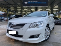 2008 TOYOTA CAMRY 2.4V - FULL SPEC-EXTENDED WARRANTY-nREVERSE CAM- DISPLAY SCREEN- TIP TOP CONDITION-