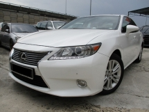 2014 LEXUS ES250 2.5 Luxury (A) Warranty Till 2020