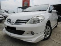 2012 NISSAN LATIO 1.8 STI (A) Hatchback FullBodykits