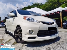 2010 PERODUA ALZA 1.5 ADVANCED HIGH SPEC 1 LADY OWNER VIEW TO BELIEVE