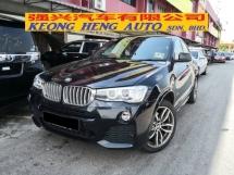 2016 BMW X4 2.0 xDrive28i Twin Turbo CKD TRUE YEAR MADE 2016 Mil 63k km Free Service Warranty 2021 Auto Bavaria