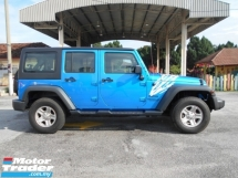 2014 JEEP WRANGLER 3.6 UNLIMITED SPORTS  GOOD CONDITION LOW MLEAGE LIKE NEW ACCIDENT FREE AND 1 CAREFUL OWNER