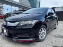 2014 HONDA CITY 1.5 AUTO / I-VTEC ENGINE SAVE PETROL / FULL BODYKIT / ORI YEAR MAKE 2014 / TIPTOP CONDITION / LOW DOWN PAYMENT