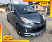 2012 PERODUA ALZA 1.5 EZI (A) GOOD CONDITION LOW MLEAGE LIKE NEW ACCIDENT FREE AND 1 CAREFUL OWNER