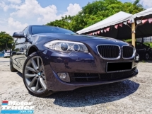 2013 BMW 5 SERIES 520D 1 OWNER LIKE NEW CAR CONDITION VIEW TO BELIEVE LOW DOWNPAYMENT