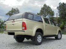 2008 TOYOTA HILUX 2.5 G 4x4 D-4D DoubleCab TipTOP Canopy LikeNEW