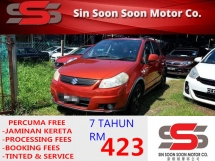 2008 SUZUKI SX4 1.6 Facelift Premier FULL SPEC BLACKLIST CAN LOAN(AUTO)2008 Only 1 UNCLE Owner, 100K Mileage with FULL SUZUKI SERVICE RECORD & BOOKLET HONDA TOYOTA NISSAN MAZDA PERODUA MYVI AXIA VIVA ALZA SAGA PERSONA EXORA ERTIGA VIOS YARIS ALTIS CAMRY VELLFIRE CITY KIA