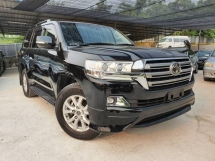 2016 TOYOTA LAND CRUISER AX G SELECTION 4.6 PETROL