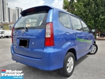 2005 TOYOTA AVANZA 1.3 (M) VVTI GOOD CONDITION KEPT VERY WELL ACC FREE YEAR END PROMOTION PRICE.