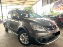 2014 NISSAN LIVINA X-GEAR 1.6L COMFORT AUTO TIP TOP CONDITION