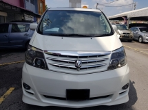 2006 TOYOTA ALPHARD 3.0 MS (A) BEST DEAL