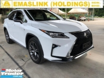 2016 LEXUS RX 2.0  TURBO HEAP UP DISPLAY POWER BOOT MEMORY BUCKET SETAS FREE WARRANTY