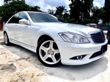 2010 MERCEDES-BENZ S-CLASS 350L 3.5 AMG (A) CBU FACELIFT SUNROOF