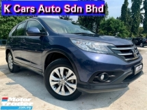 2014 HONDA CR-V 2.0 AWD Facelift Full Service History By Honda Original Paint Confirm Accident Free No Repair Need Worth Buy