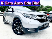 2019 HONDA CR-V 1.5 TC 2WD Ori 12k Km Mileage Full Service By Honda Warranty Until 2023 Totally Like New Car Condition Worth Buy