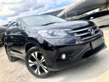 2014 HONDA CR-V 2.4 4WD (A) FACELIFT PADDLE SHIFT TIP-TOP CONDITION