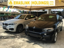 2015 BMW X6 xDRIVE 40D M SPORT SUV REAR CAMERA (RM) 308,000.00