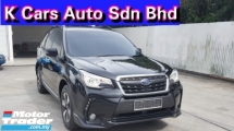 2017 SUBARU FORESTER 2.0i-P AWD Low Mileage Original Paint Never Accident Before Keep Like Showroom Car Condition No Repair Need Worth Buy
