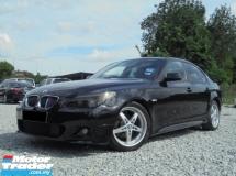 2006 BMW 5 SERIES 523i 2.5 E60 Magnesium Ori M-Sport TipTOP Reg.2009