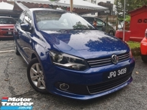 2014 VOLKSWAGEN POLO 1.6 (A) 1 LADY OWNER