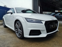 2016 AUDI TT 2.0 TFSI S-Line Quattro B&O Unreg Sale Offer