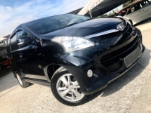 2013 TOYOTA AVANZA 1.5 S (A) YEAR END PROMOTION LUCKY DRAW