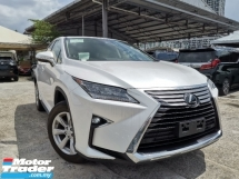 2017 LEXUS RX 200T 2.0 Premium SUV 3 EYE DAYLIGHT/BEIGE INTERIOR/POWER BOOT UNREG