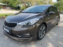 2015 KIA CERATO 1.6 (A) Premium Full Spec 1 Owner Only Full Set Bodykit TipTop Condition View to Confirm