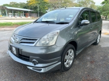 2012 NISSAN GRAND LIVINA 1.6 (A) Facelift Model Impul Bodykit TipTop Condition Like New View to Confirm