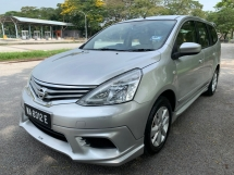 2015 NISSAN GRAND LIVINA 1.6 (A) Full Service Record 1 Owner Only Original Seat Full Set Impul Bodykit TipTop Condition Like New View to Confirm