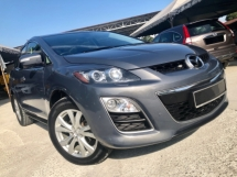 2010 MAZDA CX-7 2.3 TURBO (A) AWD POWERFUL ENGINE TIP-TOP CONDITION