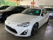 2015 TOYOTA 86 2.0 push start back camera vsc sport mode heated seats unregistered