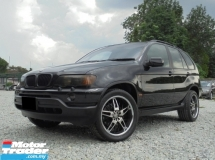 2003 BMW X5 3.0 E53 M-Sport Sunroof TipTOP Condition Reg.2009