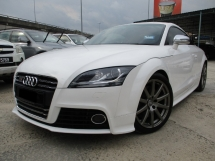 2009 AUDI TTS 2.0 Quattro (A) Year End Sales