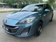 2013 MAZDA 3 Sport 2.0 GLS Sedan (A) 2013 1 Owner Only Touch Screen Radio Modern Sport Rim View to Confirm