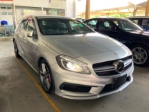 2015 MERCEDES-BENZ A45 2.0AMG 4matic electric seat precrash system back camera keyless go unregistered
