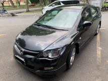 2008 HONDA CIVIC 1.8 VTEC (A) TRUE YEAR