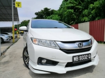 2016 HONDA CITY 1.5V IVTEC HONDA WARRANTY FULL SERVICE RECORD HONDA