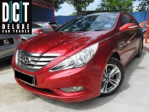 2014 HYUNDAI SONATA 2.0 GLS HIGH SPEC (A) PANA ROOF LEATHER SEAT PUSH START BUTTON ONE CAREFUL OWNER